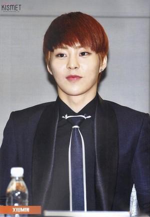 140428 starM Magazine April 2014 Edition - XIUMIN