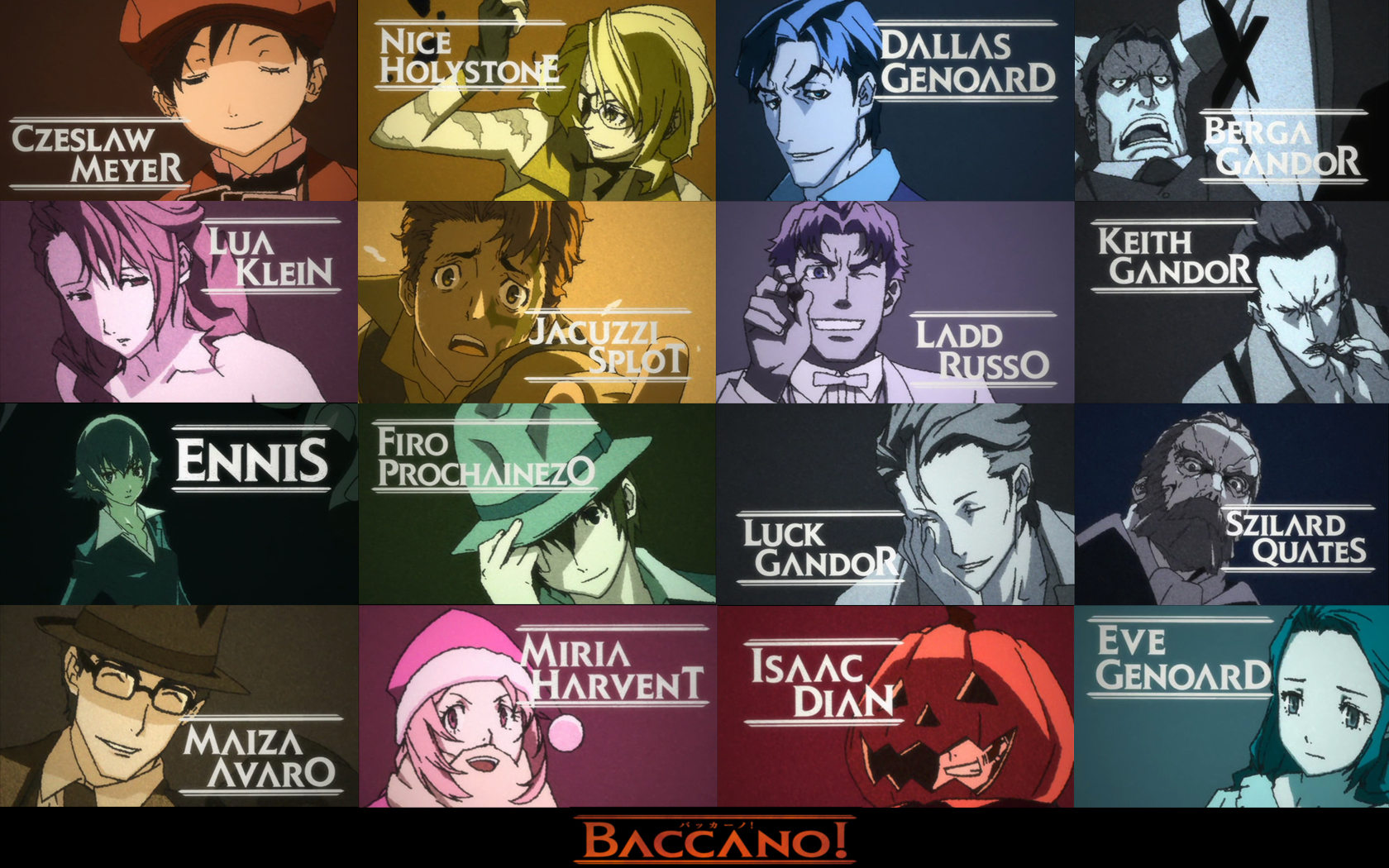 Cheshire_Pasta images ~Baccano!~ HD wallpaper and background ...