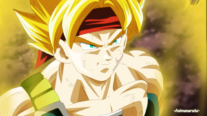*Bardock The Super Saiyan*