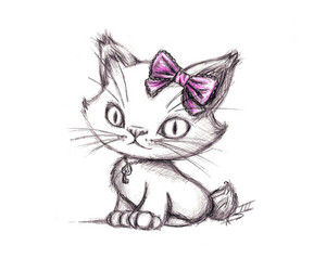 """Charmmy Kitty fã Art""."