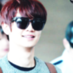 Choi Minho Hintergrund containing sunglasses entitled Choi Minho
