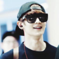 Choi Minho দেওয়ালপত্র with sunglasses entitled Choi Minho