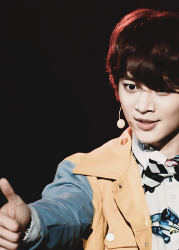 Choi Minho wolpeyper probably with a trench amerikana entitled Choi Minho