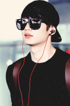 Choi Minho wallpaper containing sunglasses entitled    Choi Minho