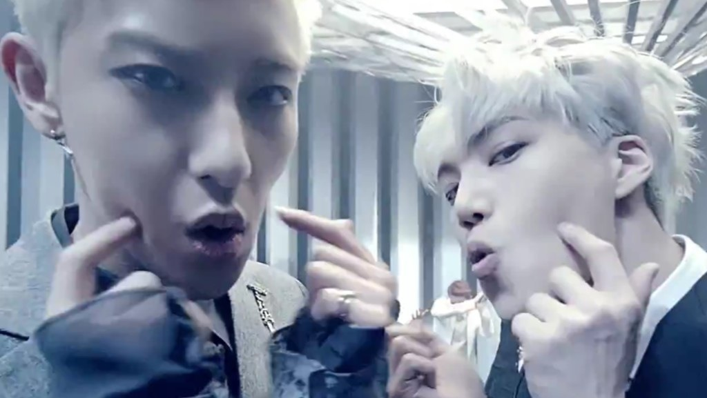 exo overdose mv �� exok fan art 37042587 fanpop