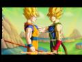*Goku / Bardock*