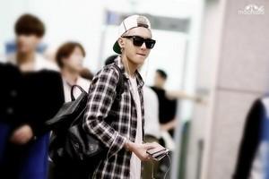 [HQ] 140501 Tao @ Incheon Airport 5