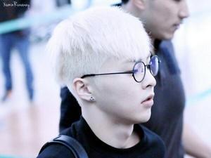 [HQ] 140501 Xiumin @ Incheon Airport