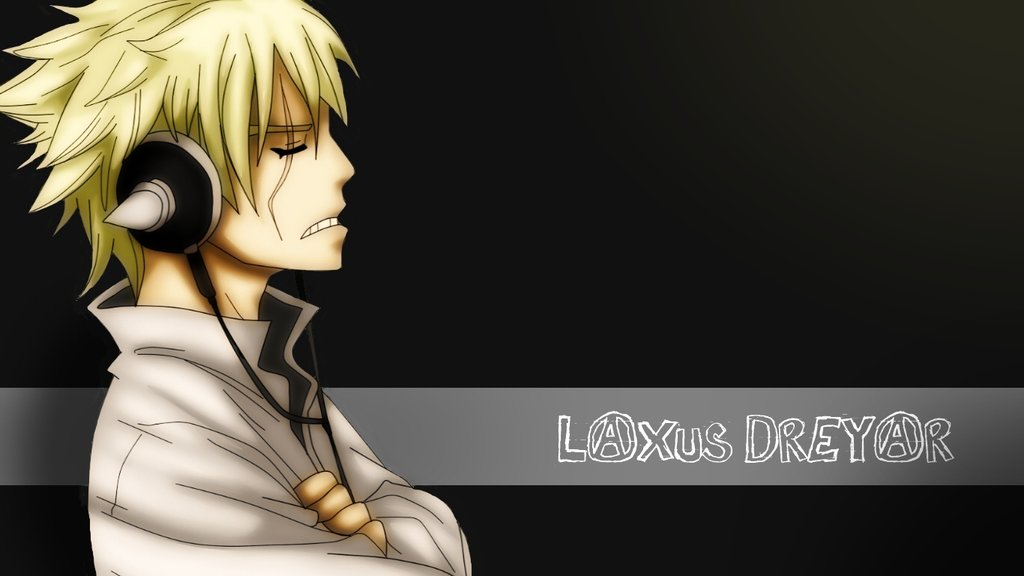 *Laxus Dreyar*
