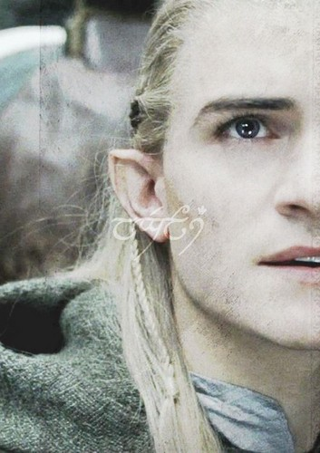 Legolas Greenleaf wallpaper containing a portrait called                                 Legolas