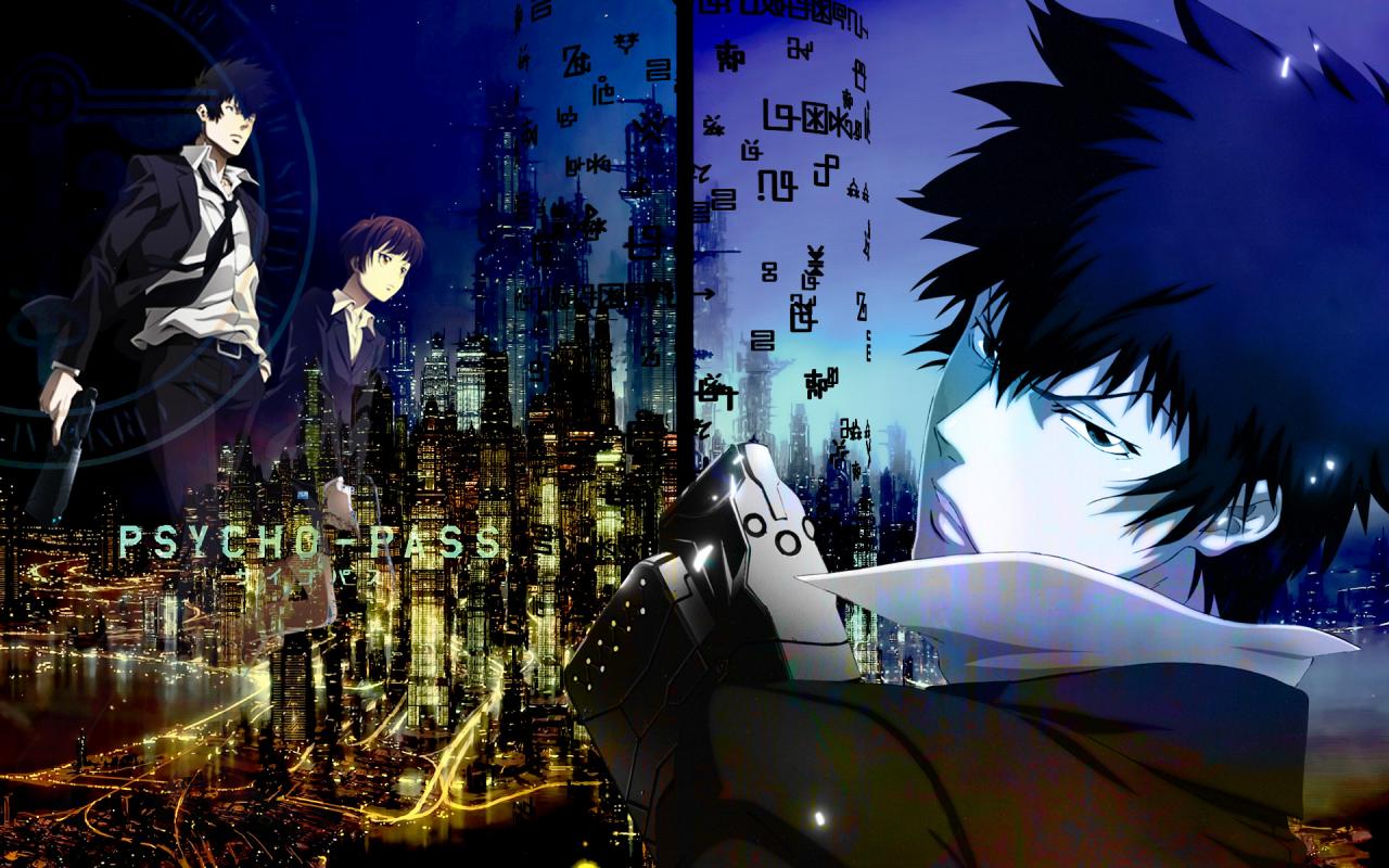 √Psycho-Pass.Guys.ϟ - Anime Guys Wallpaper (37016406) - Fanpop