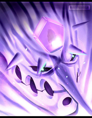 *Sasuke Perfect Susanoo*
