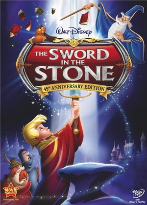 """""""The Sword In The Stone"""" On DVD"""