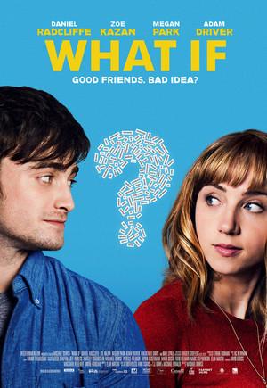 'What If' Poster Film Starring Daniel Radcliffe (Fb.com/DanielJacobRadcliffefanClub)