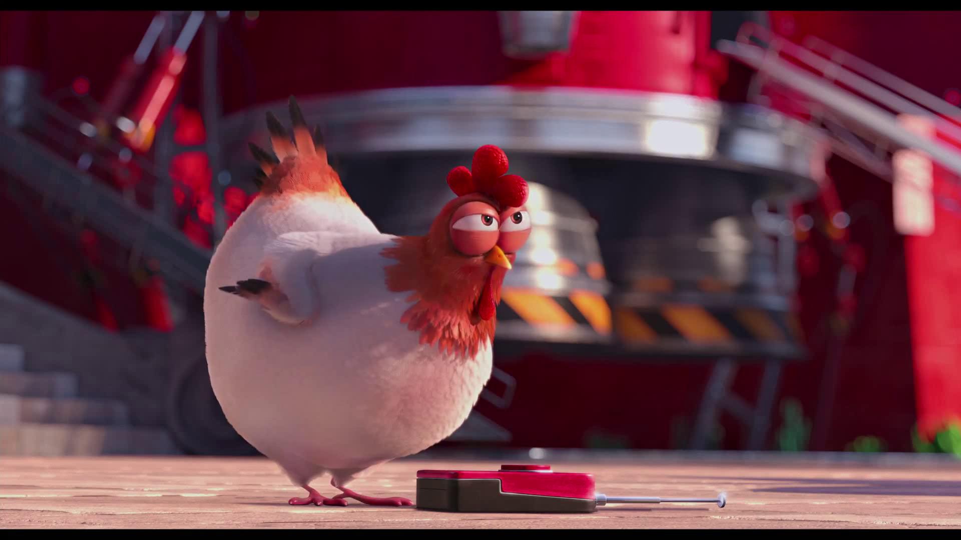 i hate that chicken