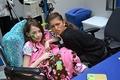 (more) Zendaya visiting patients at The Children's Hospital of Philadelphia 04/05/14 - zendaya-coleman photo