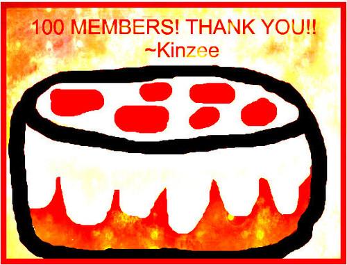 Stampylongnose Hintergrund entitled 100 Fans!