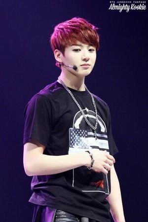 140315 Jungkook @ WAPOP