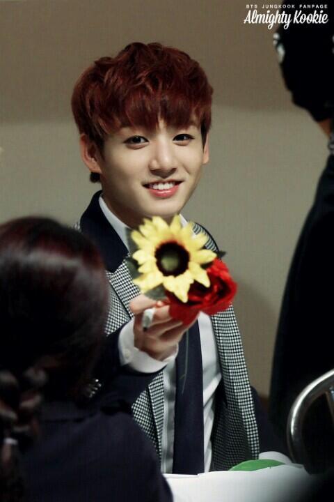 140316 Jungkook @ Jongro Fansign