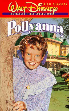 "1960 Disney Film, ""Pollyanna"", On DVD"
