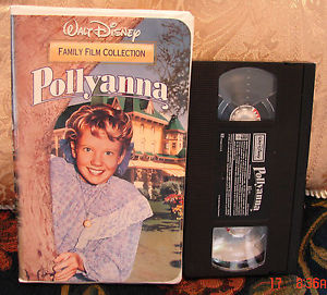 "1960 Disney Film, ""Pollyanna"", On Home Videocassette"