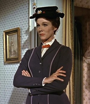 "1964 Disney Film, ""Mary Poppins"""