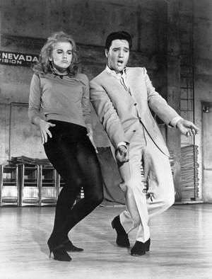 """1964 Film, """"Viva, Las Vegas"""""""