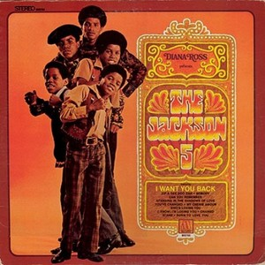 """1969 Motown Debut Release, """"Diana Ross Presents The Jackson 5"""""""