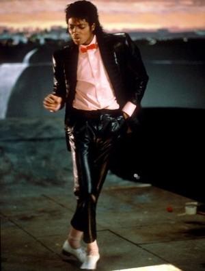 """1983 Video, """"Billie Jean"""""""