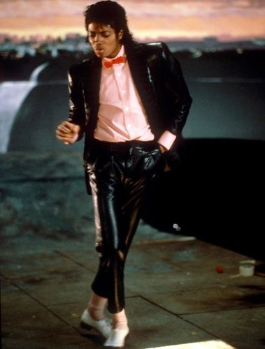 "1983 Video, ""Billie Jean"""