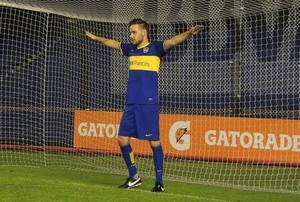 1D at Boca Juniors Stadium