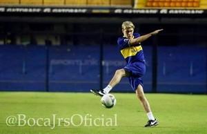1D at Boca Juniors Stadium