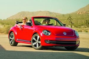 2013 Volkswagen Beetle двухместная карета, купе конвертируемый, кабриолет