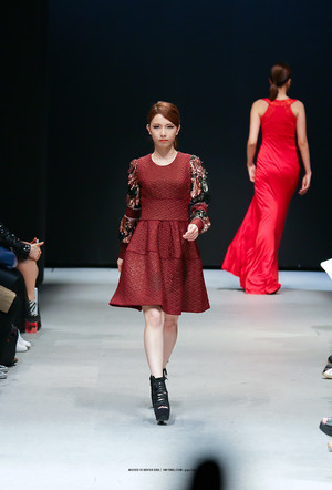 2014 Seoul F/W: Doii Fashion 显示