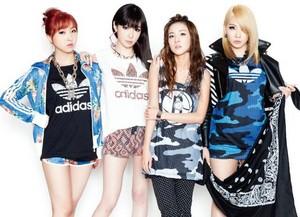 2NE1 for CHOC Magazine!