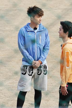2PM on 'Running Man'