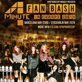 4MINUTE Fan Bash (Showcase) in Stockholm, Sweden poster