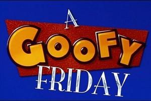 A Goofy Friday logo