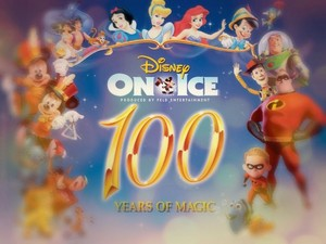 A Hundred Years Of ディズニー On Ice