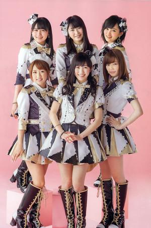 AKB48 Nikkei Entertainment 2014