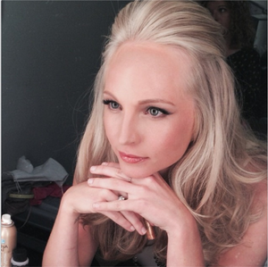 Actual goddess Candice Accola