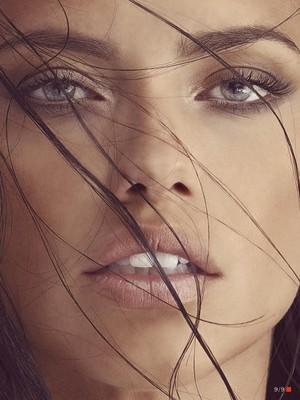 Adriana Lima for Vogue Turkey