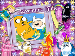 Adventure Time w/ Finn and Jake