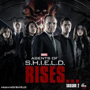 Agents of S.H.I.E.L.D Rises