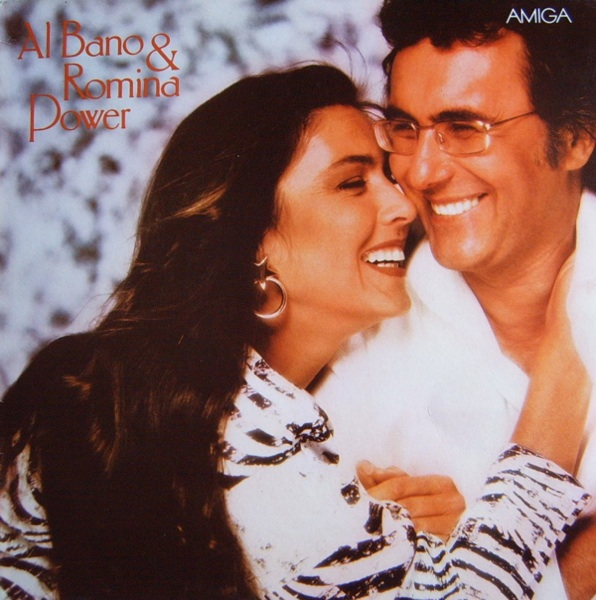 Al ba o romina power for Al bano e romina power