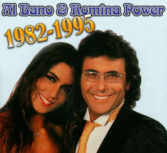 Al ba o romina power for Al bano und romina
