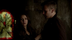 Alaric and Elena ღ