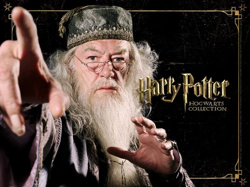 Harry Potter wallpaper called Albus Dumbledore