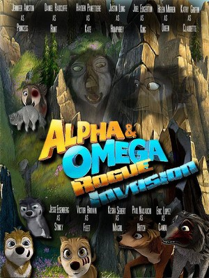 Alpha and Omega: Rogue Invasion