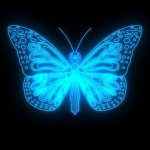 Amara's healing butterflies